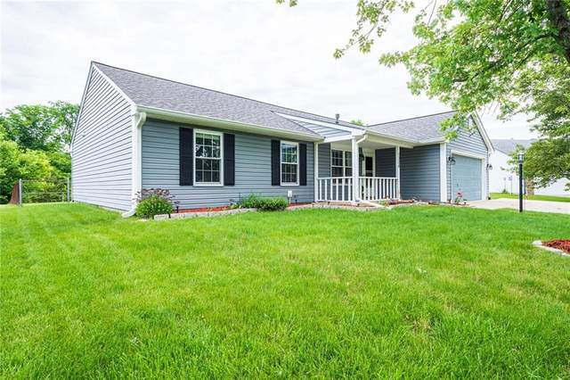 7304 Glendale Drive, Avon, IN 46123 (MLS #21794249) :: Anthony Robinson & AMR Real Estate Group LLC
