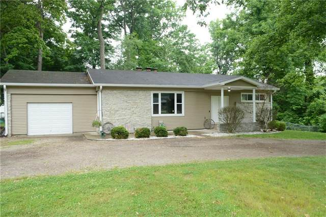 3601 Red River Road, New Castle, IN 47362 (MLS #21794256) :: Mike Price Realty Team - RE/MAX Centerstone