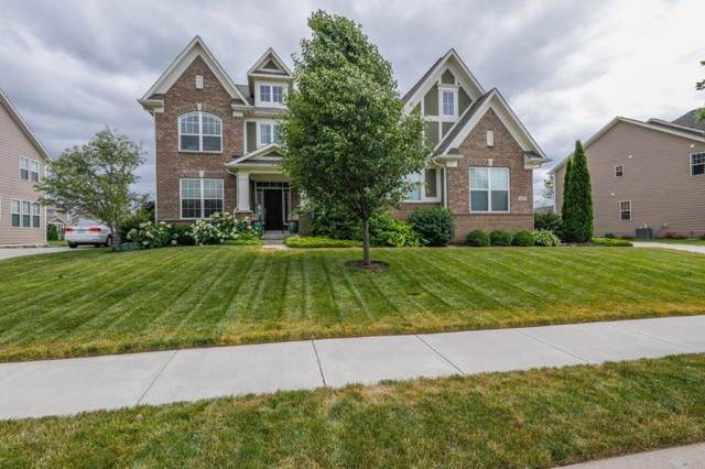 15433 Mcclarnden Drive, Fishers, IN 46040 (MLS #21794269) :: Heard Real Estate Team   eXp Realty, LLC