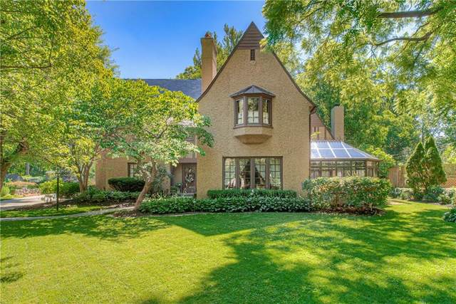 3635 Totem Lane, Indianapolis, IN 46208 (MLS #21794301) :: The Indy Property Source