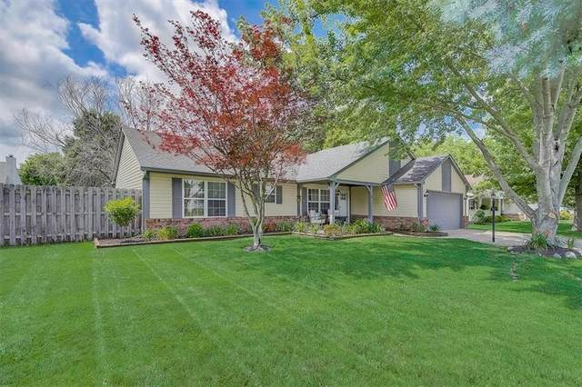 5609 Pine Hill Drive, Noblesville, IN 46062 (MLS #21794321) :: Mike Price Realty Team - RE/MAX Centerstone