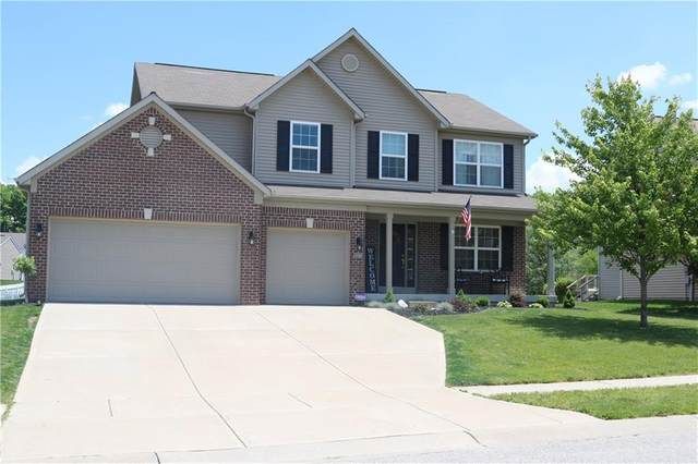 1533 Lavender Lane, Greenwood, IN 46143 (MLS #21794330) :: Dean Wagner Realtors