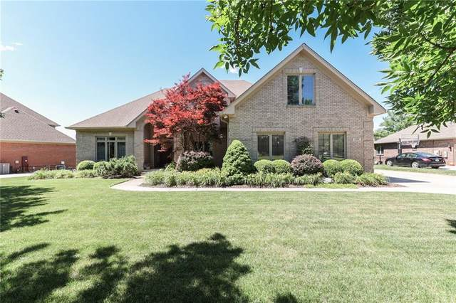 1324 Eagle Valley Drive, Greenwood, IN 46143 (MLS #21794334) :: Heard Real Estate Team | eXp Realty, LLC