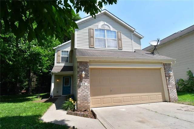 24 Bixler Road, Indianapolis, IN 46227 (MLS #21794337) :: Mike Price Realty Team - RE/MAX Centerstone