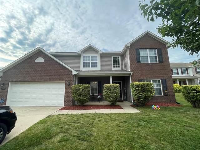 8588 Bletchley Park Court, Avon, IN 46123 (MLS #21794348) :: Mike Price Realty Team - RE/MAX Centerstone
