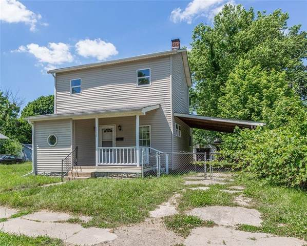 1718 W 9th Street, Anderson, IN 46016 (MLS #21794350) :: Mike Price Realty Team - RE/MAX Centerstone