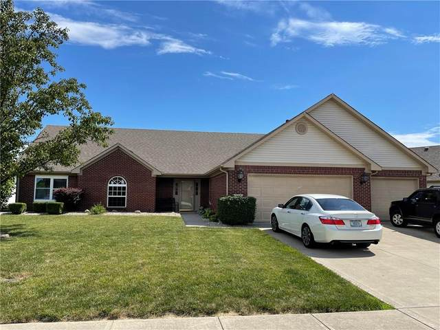 7107 Sunset Point Drive, Indianapolis, IN 46259 (MLS #21794354) :: Ferris Property Group