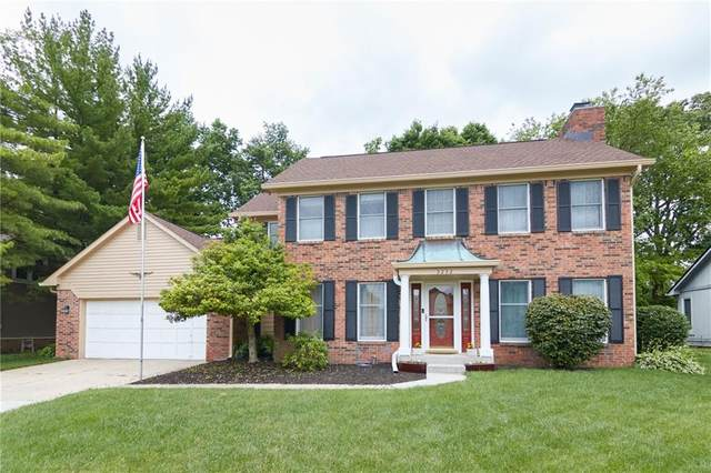 3232 N Summerfield Drive, Indianapolis, IN 46214 (MLS #21794358) :: Mike Price Realty Team - RE/MAX Centerstone