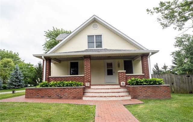 7751 Frye Road, Indianapolis, IN 46259 (MLS #21794373) :: Mike Price Realty Team - RE/MAX Centerstone