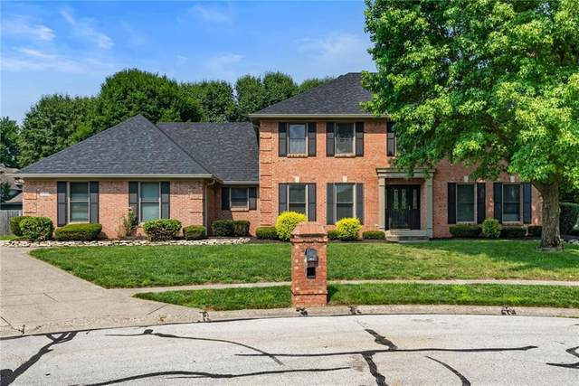 2198 Bodine Place, Greenwood, IN 46143 (MLS #21794388) :: Richwine Elite Group