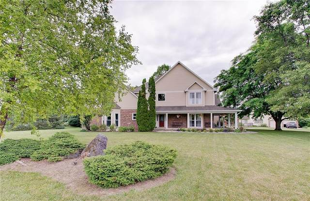 244 W Admiral Way S, Carmel, IN 46032 (MLS #21794392) :: Mike Price Realty Team - RE/MAX Centerstone