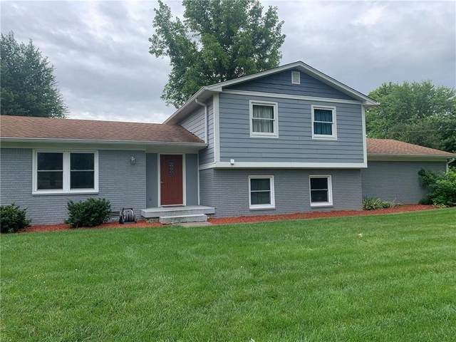 3039 Olive Branch Road, Greenwood, IN 46143 (MLS #21794396) :: Mike Price Realty Team - RE/MAX Centerstone