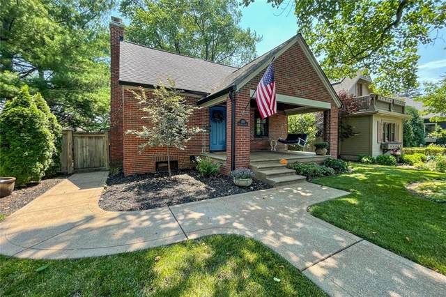 5155 Broadway Street, Indianapolis, IN 46205 (MLS #21794403) :: Anthony Robinson & AMR Real Estate Group LLC