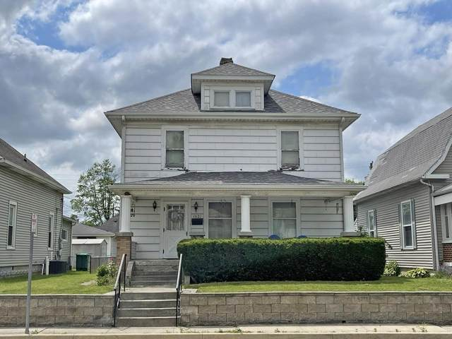 1021 S 18th Street, New Castle, IN 47362 (MLS #21794417) :: Mike Price Realty Team - RE/MAX Centerstone