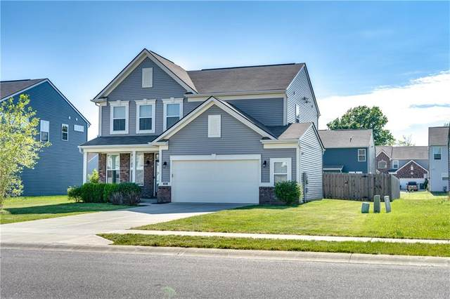 8342 Whitaker Valley Boulevard, Indianapolis, IN 46237 (MLS #21794420) :: Mike Price Realty Team - RE/MAX Centerstone