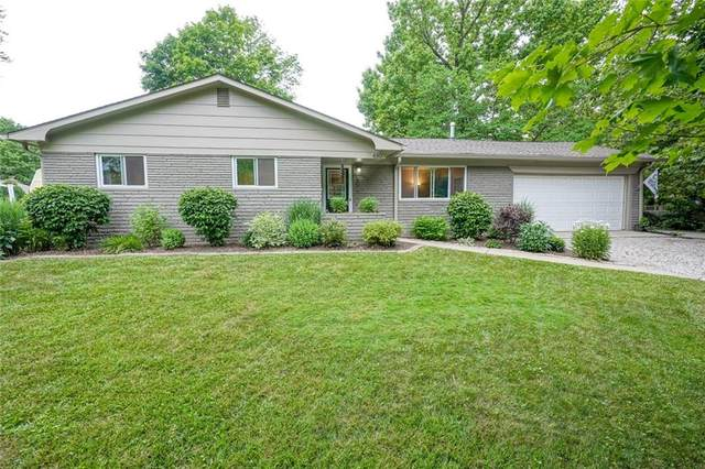 480 Danny Rd, Zionsville, IN 46077 (MLS #21794454) :: Mike Price Realty Team - RE/MAX Centerstone