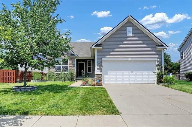 5730 James Blair Drive, Indianapolis, IN 46234 (MLS #21794472) :: Mike Price Realty Team - RE/MAX Centerstone