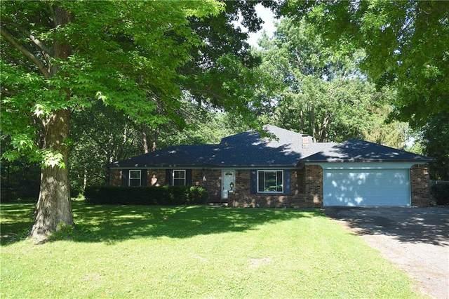 10912 N County Road 950 E, Brownsburg, IN 46112 (MLS #21794476) :: Heard Real Estate Team | eXp Realty, LLC