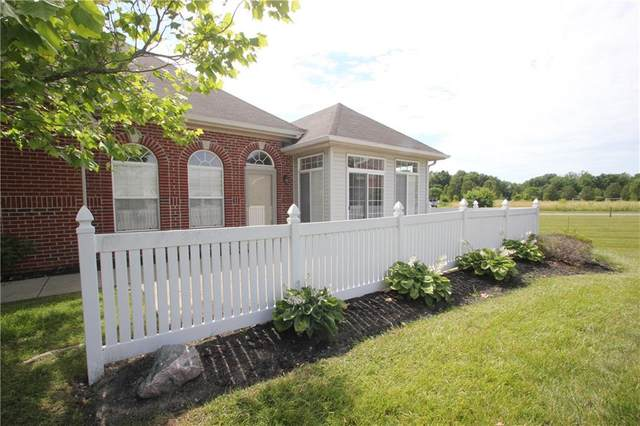 10322 Gateway Drive #7, Indianapolis, IN 46234 (MLS #21794490) :: Pennington Realty Team