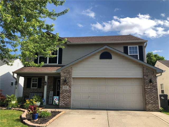 6351 Lonestar Drive, Indianapolis, IN 46237 (MLS #21794496) :: Mike Price Realty Team - RE/MAX Centerstone