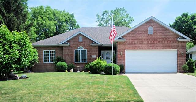 2209 Keystone Place, Columbus, IN 47203 (MLS #21794505) :: Mike Price Realty Team - RE/MAX Centerstone