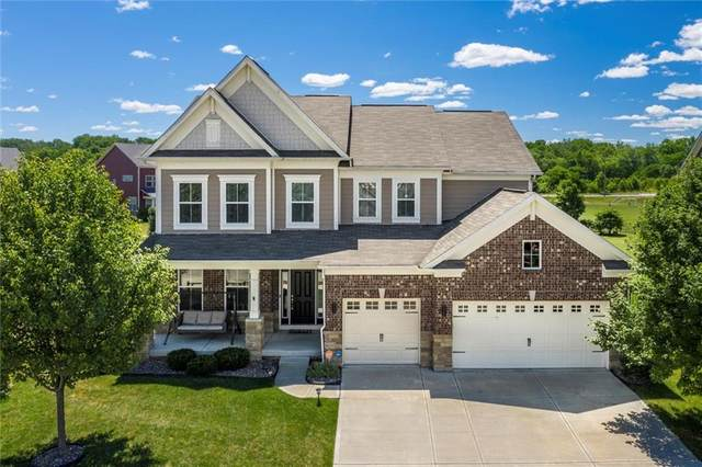 14055 Knightstown Drive E, Carmel, IN 46033 (MLS #21794519) :: Anthony Robinson & AMR Real Estate Group LLC
