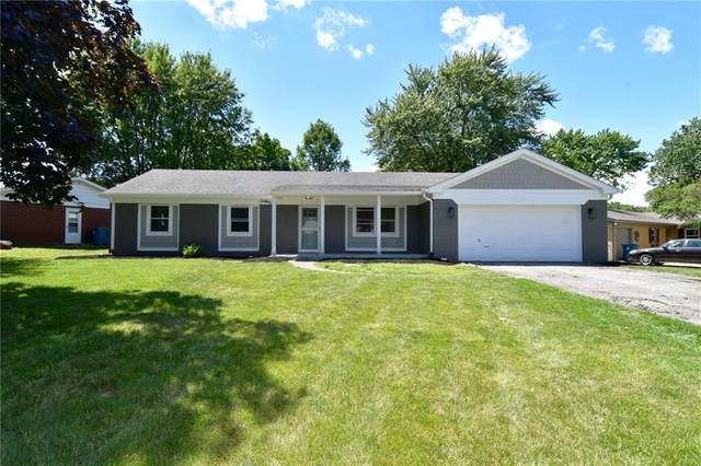 838 Beaumont Court, Indianapolis, IN 46214 (MLS #21794544) :: Mike Price Realty Team - RE/MAX Centerstone