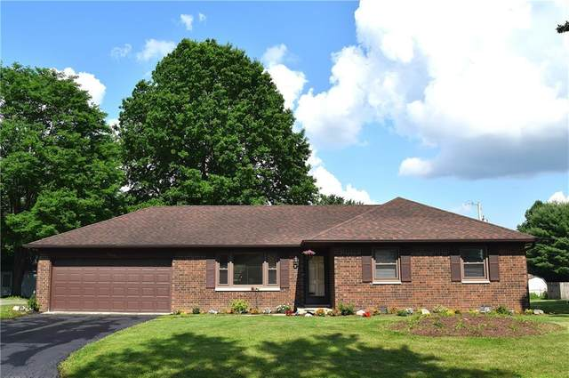 4345 Aspen Drive, Brownsburg, IN 46112 (MLS #21794551) :: Mike Price Realty Team - RE/MAX Centerstone