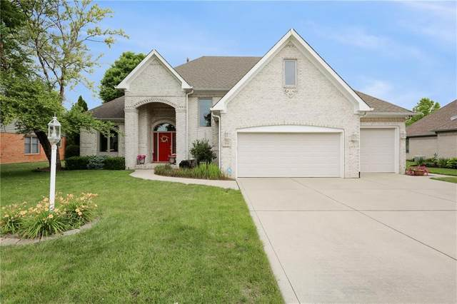4734 Goldenrain Court, Indianapolis, IN 46237 (MLS #21794567) :: AR/haus Group Realty