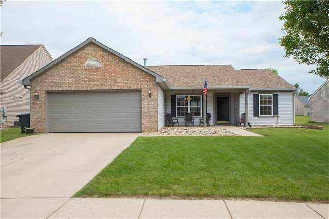 1158 Spring Meadow Court, Franklin, IN 46131 (MLS #21794584) :: Quorum Realty Group
