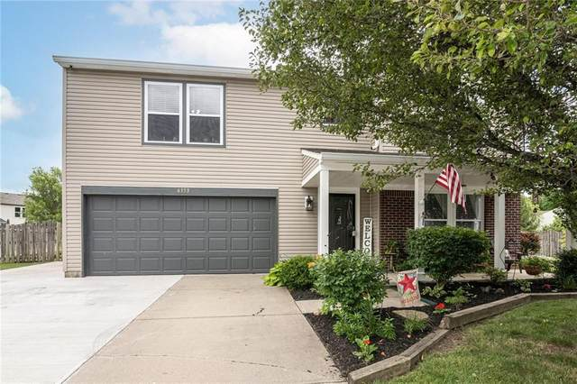 6353 Graybrook Court, Indianapolis, IN 46237 (MLS #21794588) :: Mike Price Realty Team - RE/MAX Centerstone