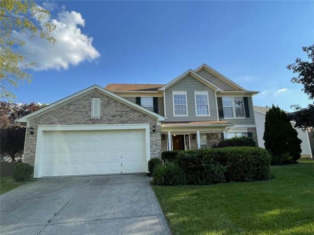 6756 Bluffridge Parkway, Indianapolis, IN 46278 (MLS #21794591) :: Mike Price Realty Team - RE/MAX Centerstone
