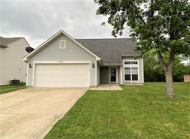 5864 Gadsen Drive, Plainfield, IN 46168 (MLS #21794602) :: Mike Price Realty Team - RE/MAX Centerstone