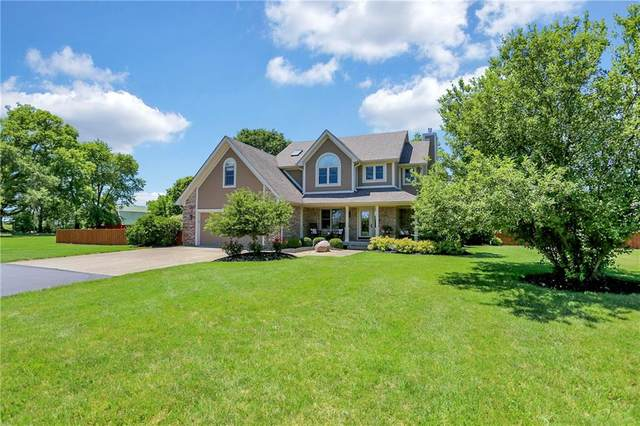 7478 N Troy Road, Greenfield, IN 46140 (MLS #21794608) :: Anthony Robinson & AMR Real Estate Group LLC