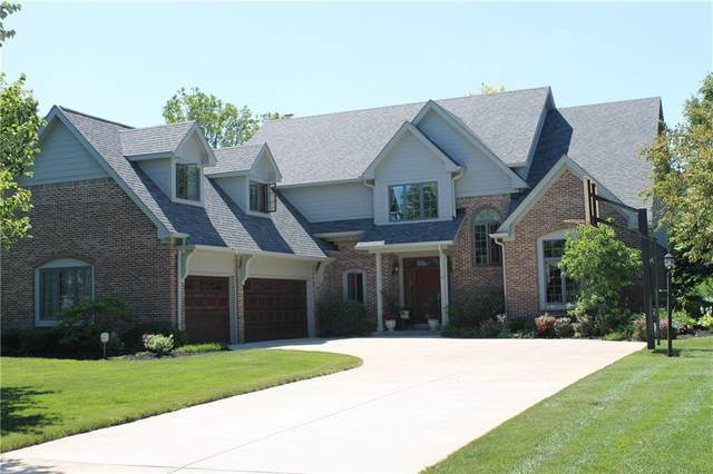 11105 Bridlewood Trail #0, Zionsville, IN 46077 (MLS #21794616) :: Mike Price Realty Team - RE/MAX Centerstone
