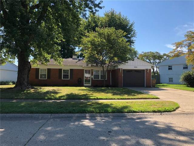 1919 Hiker Trace, Columbus, IN 47203 (MLS #21794620) :: AR/haus Group Realty