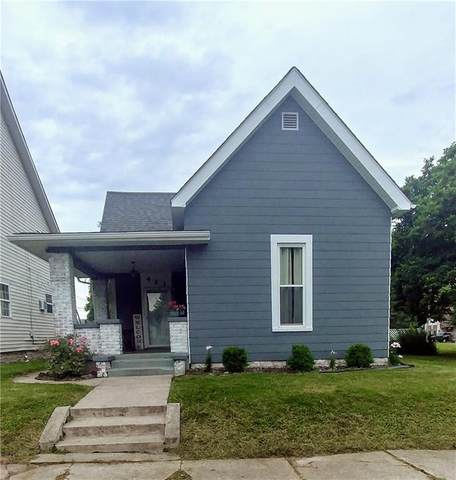423 N Sexton Street, Rushville, IN 46173 (MLS #21794626) :: Mike Price Realty Team - RE/MAX Centerstone