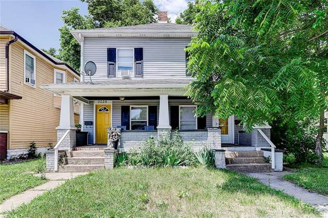 3026 N Central Avenue, Indianapolis, IN 46205 (MLS #21794630) :: Mike Price Realty Team - RE/MAX Centerstone