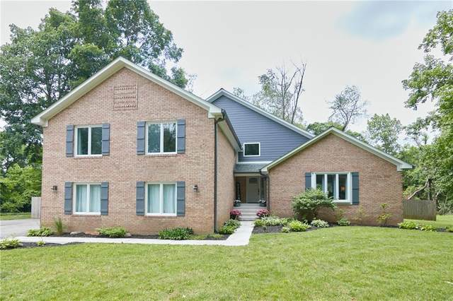 2440 W 39TH Street, Indianapolis, IN 46228 (MLS #21794641) :: Anthony Robinson & AMR Real Estate Group LLC
