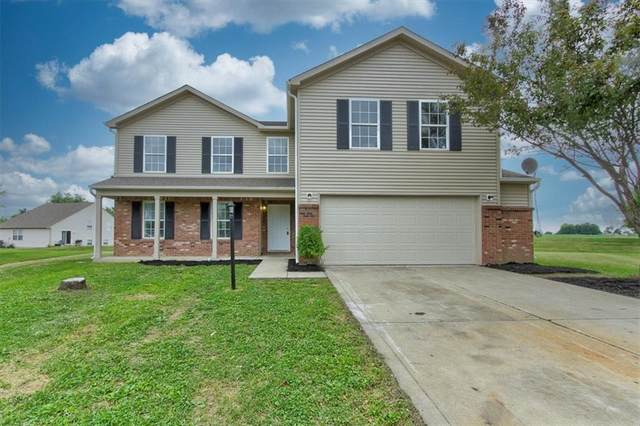 10304 Lyric Drive, Indianapolis, IN 46235 (MLS #21794646) :: Anthony Robinson & AMR Real Estate Group LLC