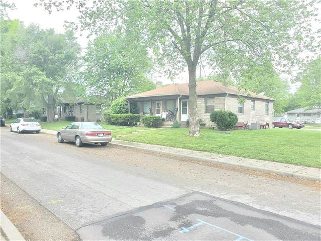 4940 W 11th Street, Speedway, IN 46224 (MLS #21794649) :: Mike Price Realty Team - RE/MAX Centerstone