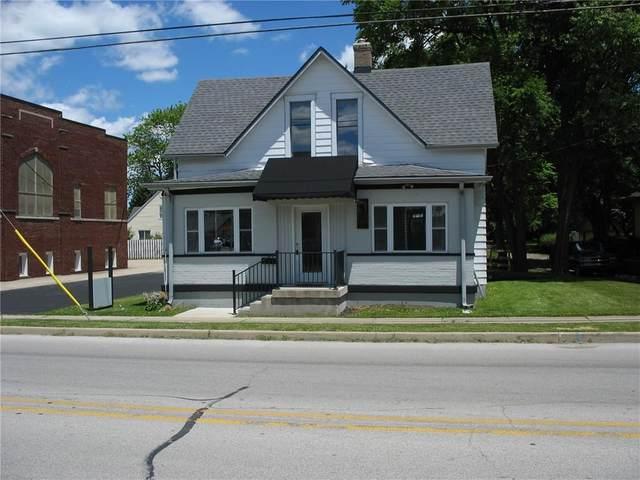 208 E Main Street, Brownsburg, IN 46112 (MLS #21794651) :: Heard Real Estate Team | eXp Realty, LLC