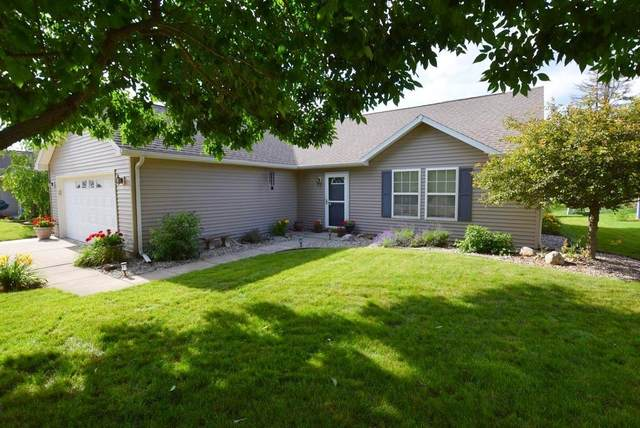 110 Blue Spruce Drive, Pendleton, IN 46064 (MLS #21794652) :: Mike Price Realty Team - RE/MAX Centerstone