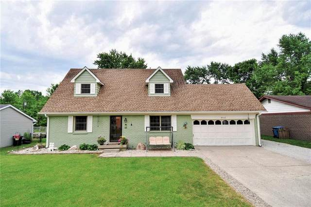 9043 Jackson Street, Indianapolis, IN 46231 (MLS #21794670) :: Mike Price Realty Team - RE/MAX Centerstone