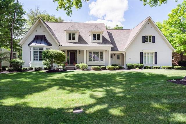 12452 Anchorage Way, Fishers, IN 46037 (MLS #21794671) :: Quorum Realty Group