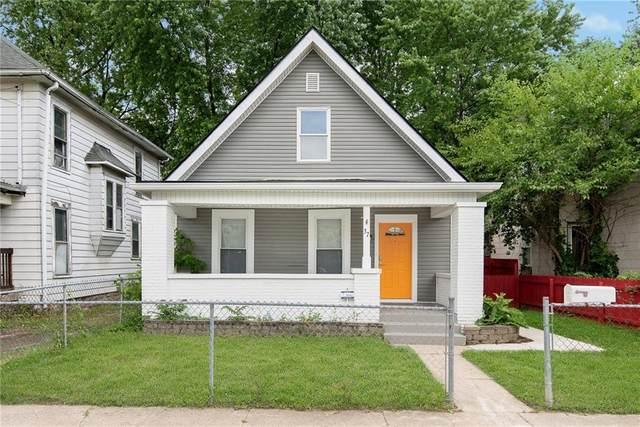 37 N Gray Street, Indianapolis, IN 46201 (MLS #21794698) :: Quorum Realty Group