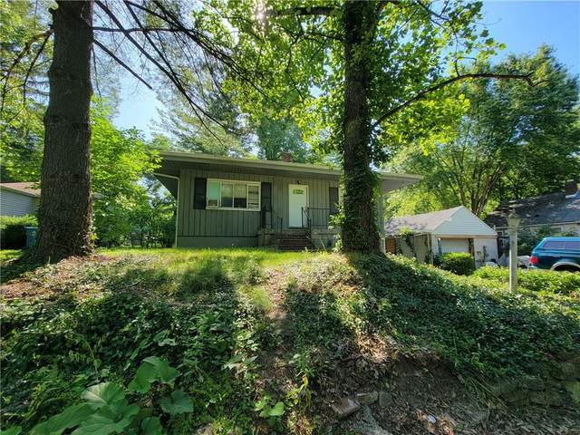 5855 Bonnie Brae Street, Indianapolis, IN 46228 (MLS #21794699) :: Mike Price Realty Team - RE/MAX Centerstone