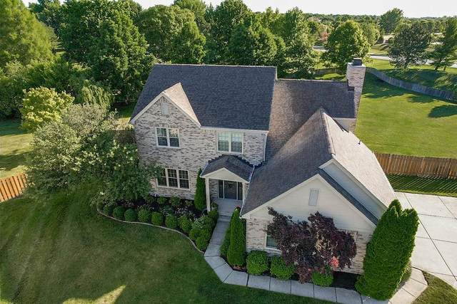 3626 Patriot Court, Carmel, IN 46032 (MLS #21794709) :: Mike Price Realty Team - RE/MAX Centerstone
