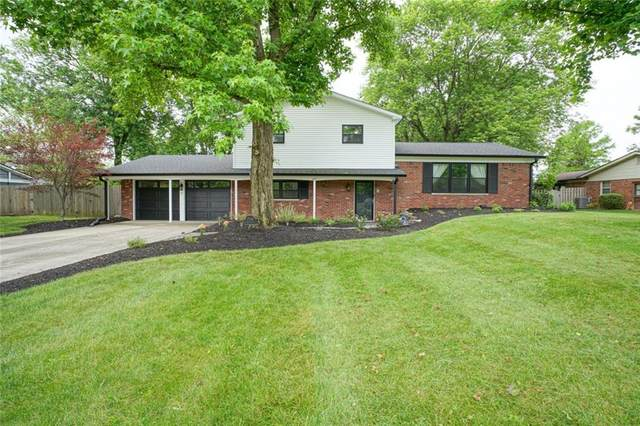 7041 Cricklewood Road, Indianapolis, IN 46220 (MLS #21794710) :: AR/haus Group Realty