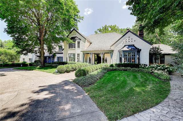 1286 W 106th Street, Carmel, IN 46032 (MLS #21794726) :: The Indy Property Source